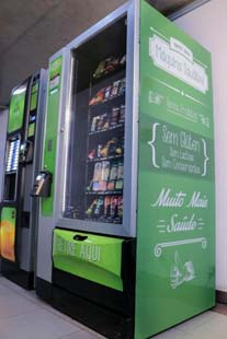 Tem um estabelecimento em São Paulo? Tenha uma vending machine em seu negócio