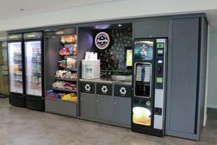 Saiba tudo sobre máquina de café com venda automática