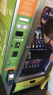 Saiba as vantagens de ter um vending machine comodato locação